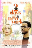2 Days in New York Poster