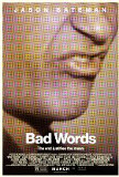 Bad Words Poster