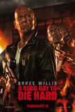 Good Day to Die Hard, A Poster