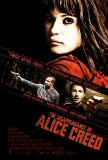 Disappearance of Alice Creed, The Poster