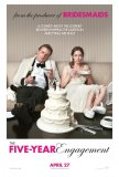 Five Year Engagement, The Poster