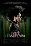 Girl Who Kicked the Hornet's Nest, The Poster