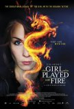 Girl Who Played with Fire, The Poster