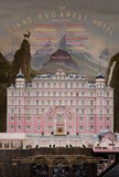 Grand Budapest Hotel, The Poster