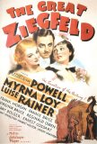 Great Ziegfeld, The Poster