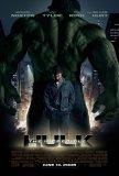 Incredible Hulk, The Poster