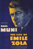 Life of Emile Zola, The Poster