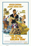 Man with the Golden Gun, The Poster