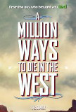 Million Ways to Die in the West, A Poster