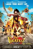 Pirates! Band of Misfits, The Poster