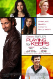 Playing for Keeps Poster