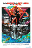 Spy Who Loved Me, The Poster