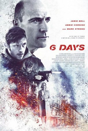 6 Days Poster
