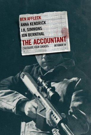 Accountant, The Poster