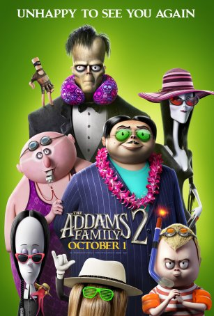 Addams Family 2, The Poster