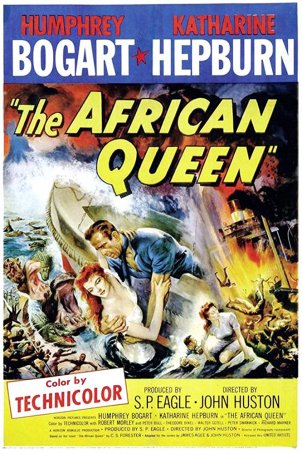 African Queen, The Poster