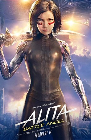 Alita: Battle Angel Poster