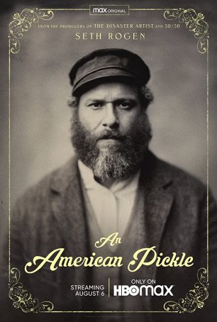 American Pickle, An Poster