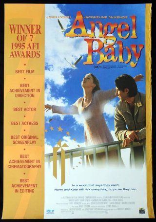 Angel Baby Poster