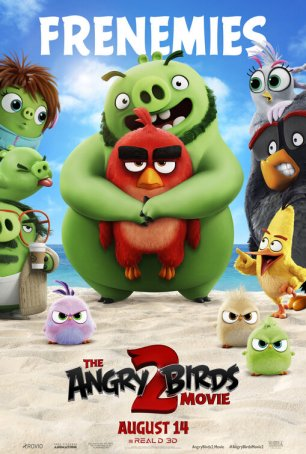 Angry Birds Movie 2, The Poster