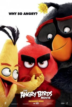 Angry Birds Movie, The Poster