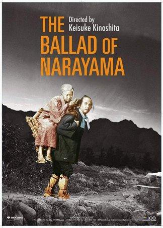 Ballad of Narayama, The Poster