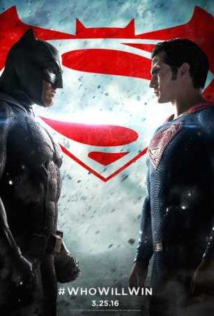 Batman v. Superman: Dawn of Justice Poster