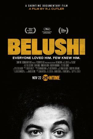 Belushi Poster