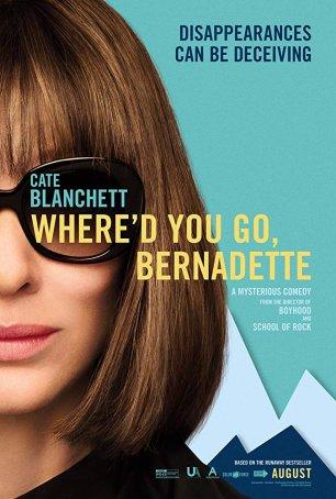 Where'd You Go, Bernadette Poster