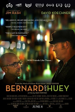 Bernard and Huey Poster