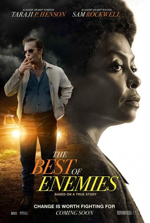 Best of Enemies, The Poster