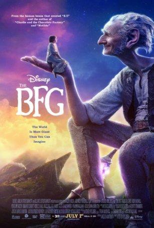 BFG, The Poster