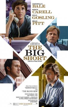Big Short, The Poster