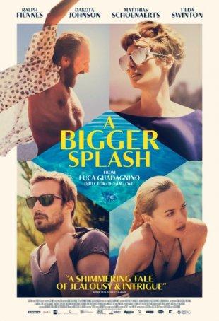 Bigger Splash, A Poster