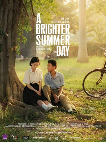 Brighter Summer Day, A Poster