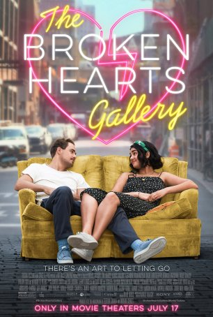Broken Hearts Gallery, The Poster