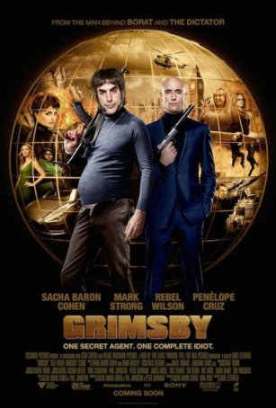 Brothers Grimsby, The Poster