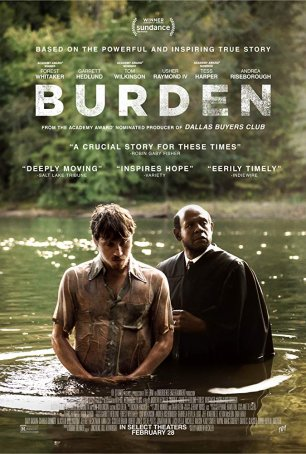Burden Poster