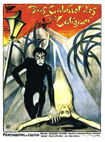 Cabinet of Dr. Caligari, The Poster