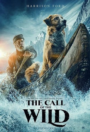 Call of the Wild, The Poster