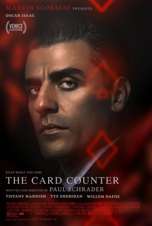 Card Counter, The Poster