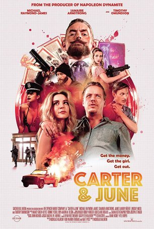 Carter and June Poster