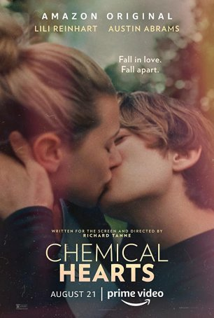 Chemical Hearts Poster