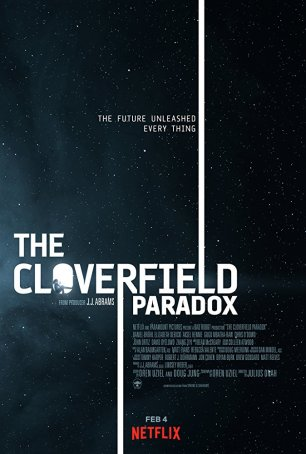 Cloverfield Paradox, The Poster