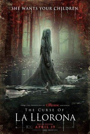 Curse of La Llorona, The Poster