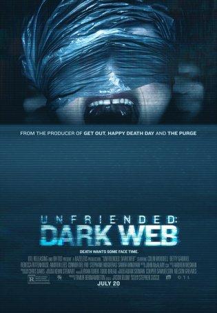 Unfriended: Dark Web Poster