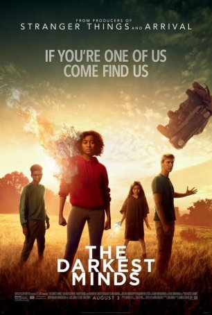 Darkest Minds, The Poster