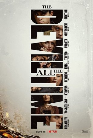 Devil All the Time, The Poster