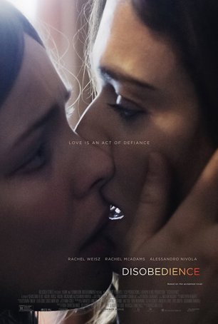 Disobedience Poster