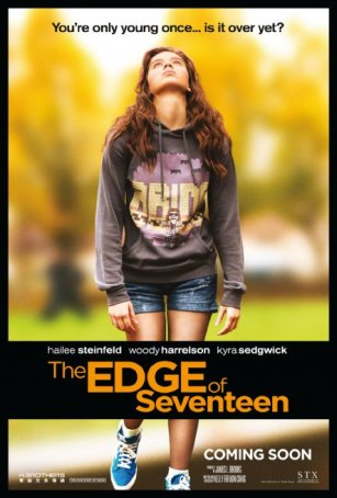 Edge of Seventeen, The Poster